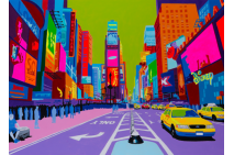 Vibrant City 1