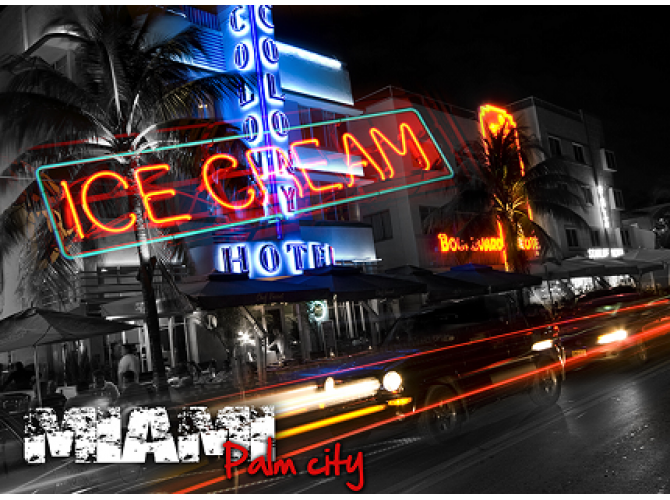 Palm City Miami the artwork factory