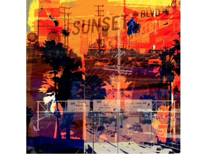 Sunset Blvd the artwork factory