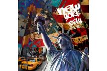 Symbol of Freedom, NYC edition 1