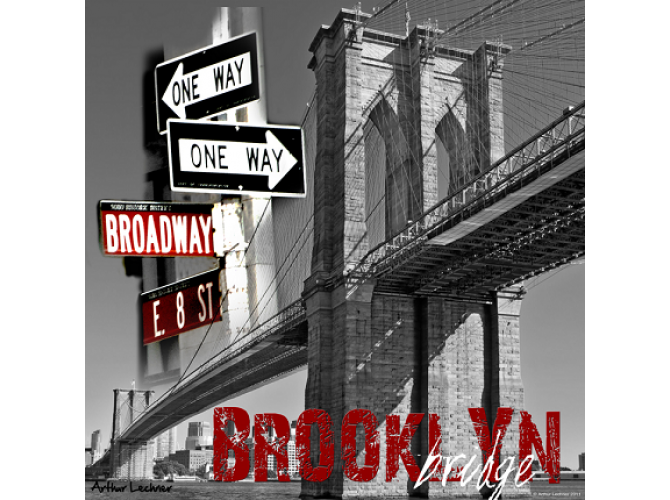 Brooklyn Bound 2 the artwork factory