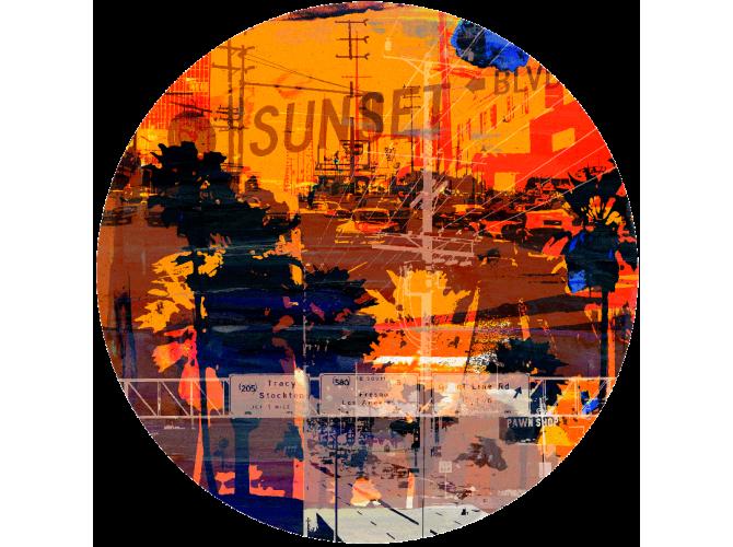 Sunset Blvd 1 the artwork factory