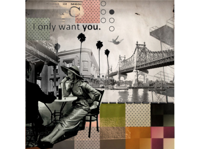 I Only Want You the artwork factory