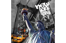 Symbol of Freedom, NYC edition 2