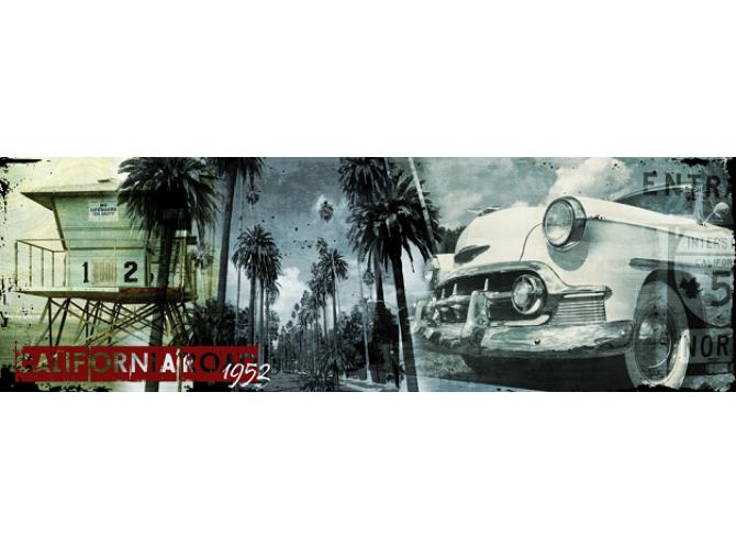 Vintage California  the artwork factory