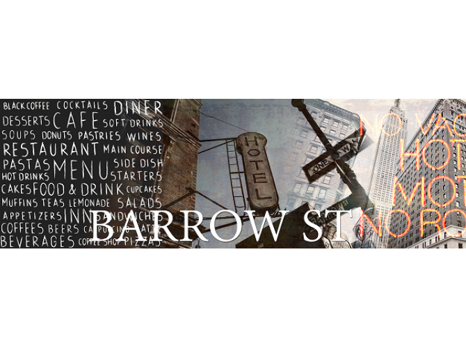 Barrow Street the artwork factory