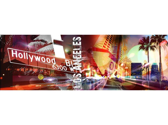 L.A. Lights the artwork factory
