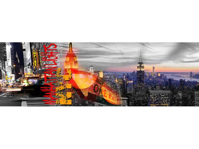 Manhattan Movement 2  the artwork factory