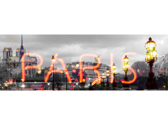Parisian Neon  the artwork factory