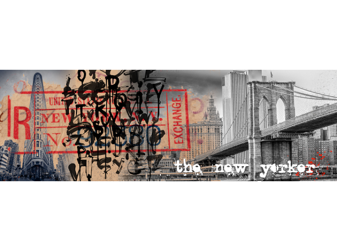 The New Yorker Way  the artwork factory