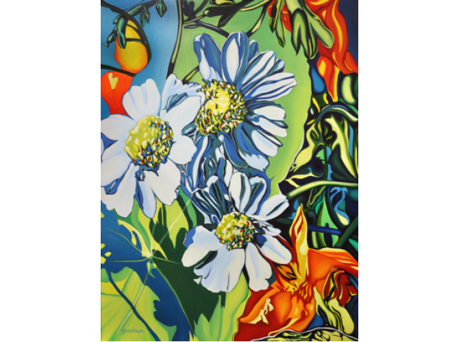 Daisies the artwork factory