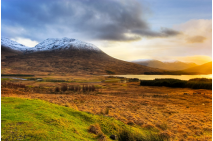 Astonishing Beauty of Loch Tulla