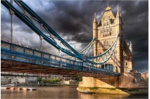 Tower Bridge - London Landmark
