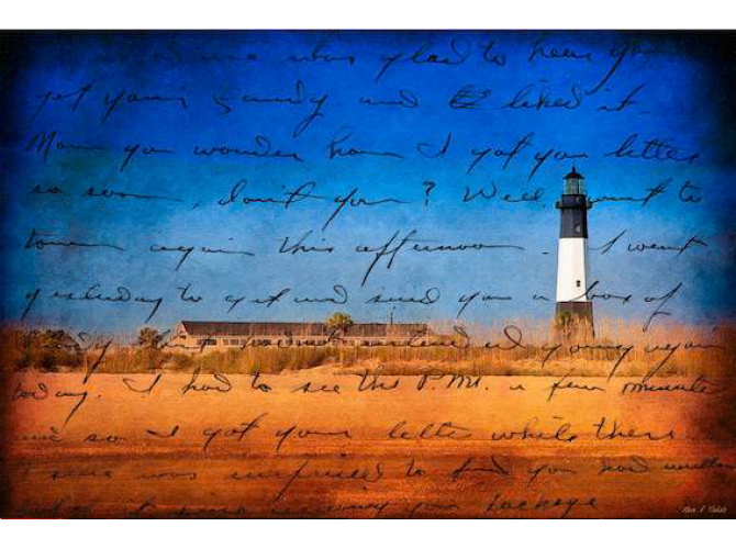Tybee Island Lighthouse - A sentimental Journey the artwork factory