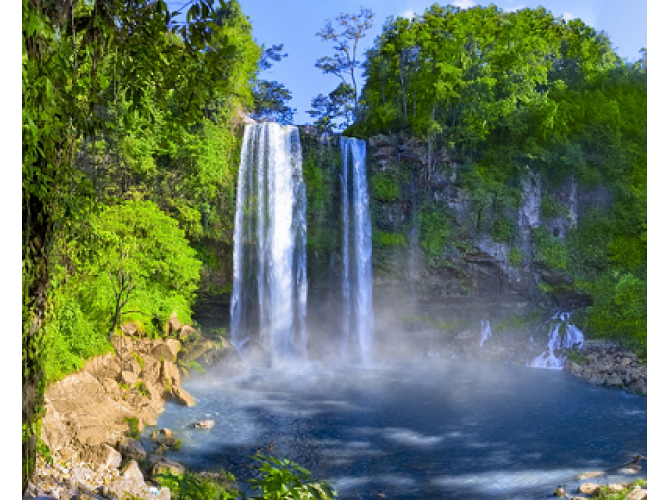 Unforgettable Waterfalls of Chiapas Mexico the artwork factory
