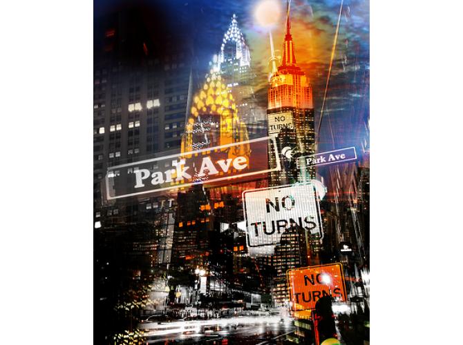 Park Avenue Nights 1 the artwork factory