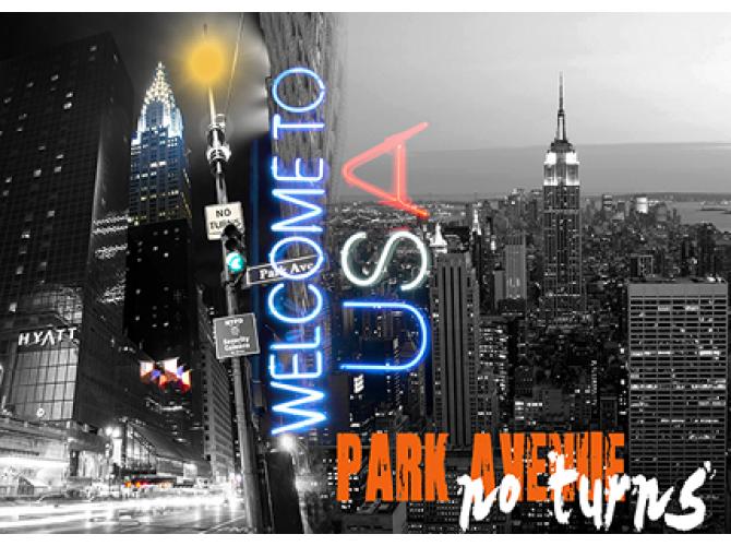 Park Avenue Nights 2  the artwork factory