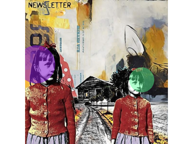 Scrapbook Newsletter the artwork factory