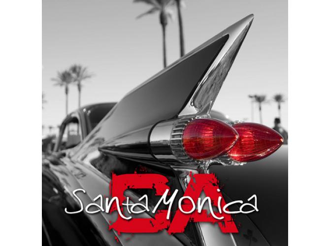 Santa Monica Cool 1 the artwork factory