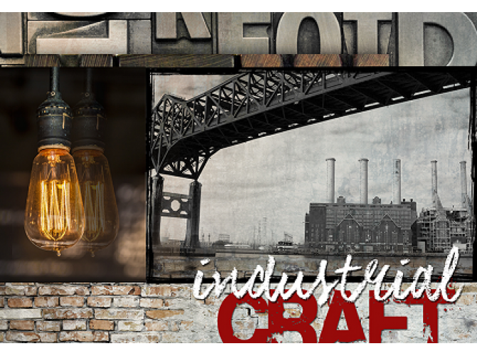 Industrial Craft  the artwork factory