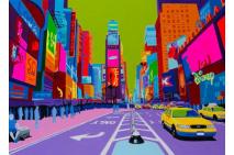 Vibrant City I