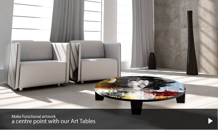 art coffe tables the artwork factory