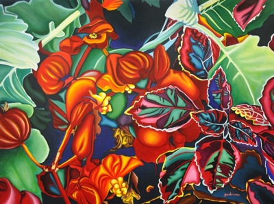 Anne Gudrun Tapestry The Artwork Factory